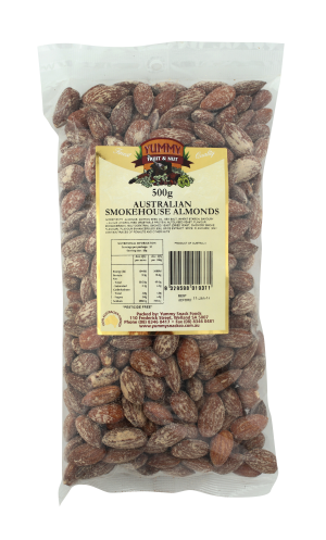 Almonds Smoked 500g