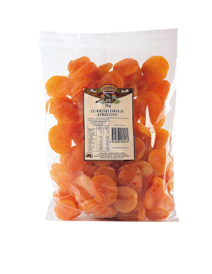 Apricots Dried Turkish 1kg