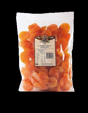 Apricots Dried Turkish 1kg