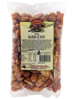 Barbi-Q Mix 400g