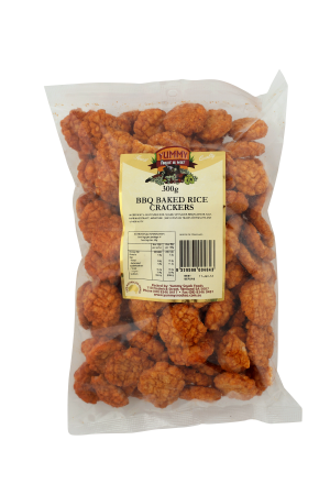 Baked Crackers BBQ 300g