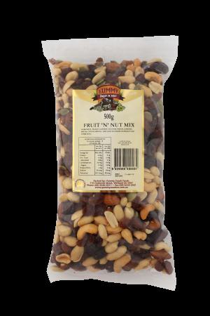 Fruit n Nut Mix 500g