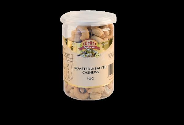Jar - Cashews Roasted & Salted 350g
