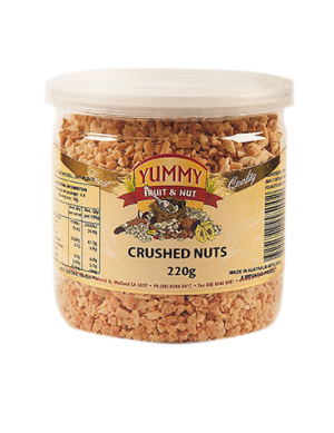 Jar - Crushed Nuts 220g