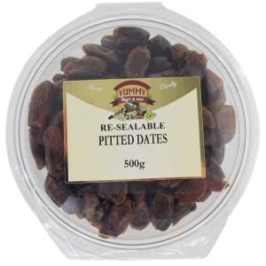Large Tub - Dates Pitted 500g