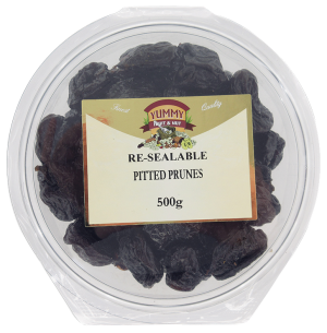 Large Tub - Prunes Pitted 500g