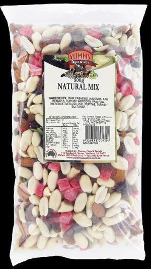 Natural Mix 500g