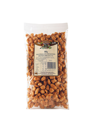 Peanuts Honey Roasted 500g