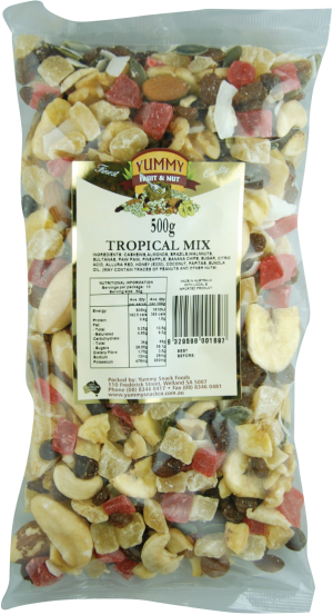 Tropical Mix 500g